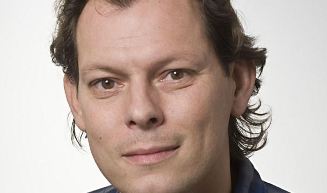 Swanenberg bekleedt voor Erfgoed Brabant de leerstoel 'Diversiteit in taal en cultuur in Brabant' aan Tilburg University.  foto: Ben Bergmans