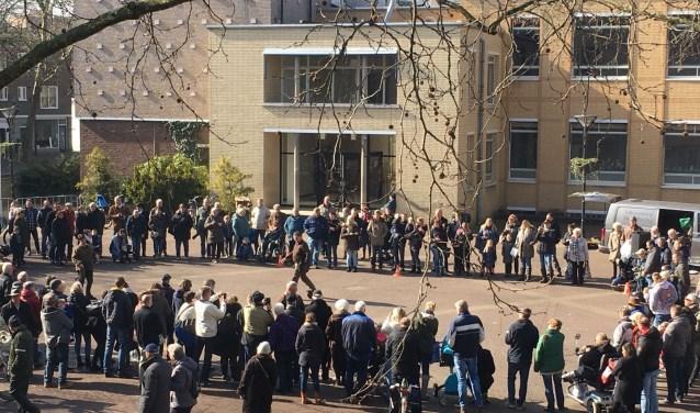 Aanstaande zondag wordt op het Raadhuisplein een roofvogelshow gehouden. (foto: Zevenaar De Stad In!)