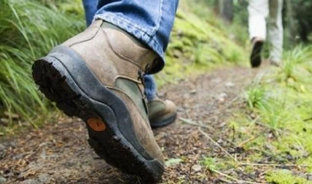 Trek je wandelschoenen aan en ga mee!