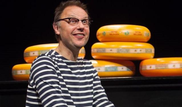 Mark van de Veerdonk staat zaterdag in Theater in het Klavier met zijn nieuwe show 'Geen Viking'.