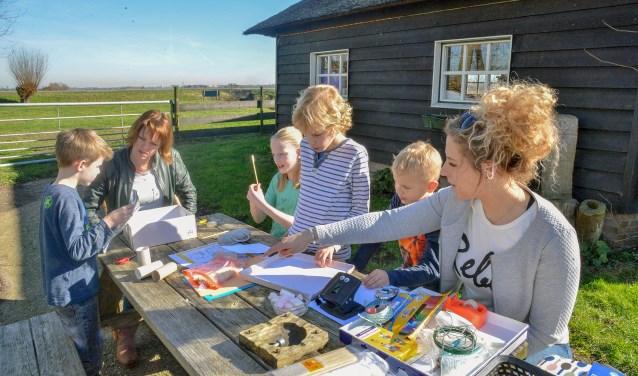 BliksemBrains biedt opvang en activiteiten voor meer- en hoogbegaafde kinderen in de Krokusvakantie. (Foto: Paul van den Dungen)