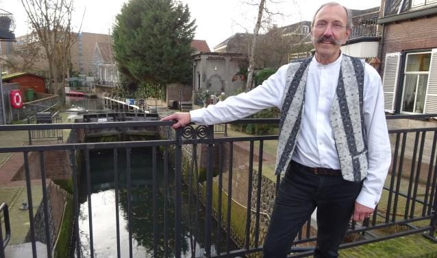 Hans Kamsteeg uit Hardinxveld-Giessendam maakt deel uit van COV Laudate, een koor met een groeiende ervaring op een breed vocaal terrein. (Foto: Eline Lohman)