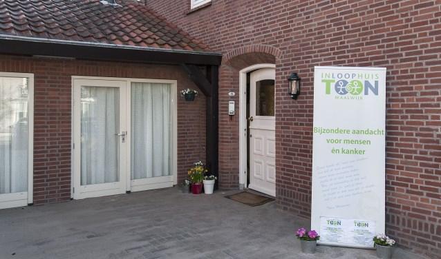 Bericht van Inloophuis TOON in Waalwijk.