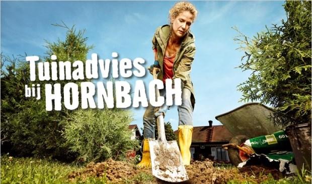 Tuinadvies bij Hornbach. (Foto: Privé)