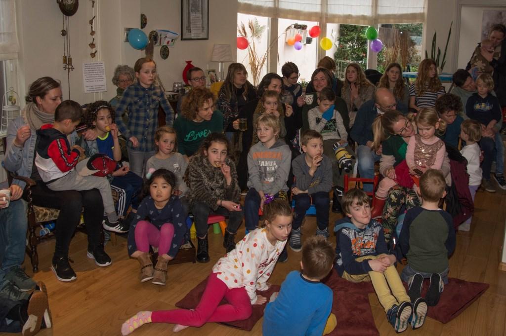 Publiek bij De Nieuwe Prins. Foto: Geurt Roseboom © Persgroep