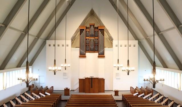 In de Zuidehavenkerk zal zaterdag een psalmzangavond gehouden worden