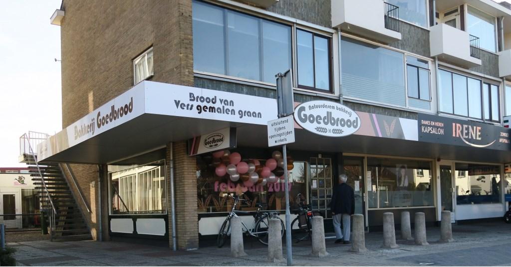 Bakkerij Goedbrood aan de Veenderweg 79. Foto: Wim Broekman © Persgroep