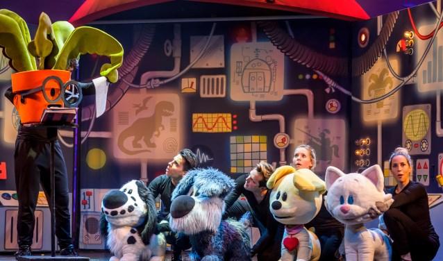 Op zondag 14 april beleven de populairste hondjes van het land een spannende reis door de tijd in het Isala Theater in Capelle a/d IJssel.