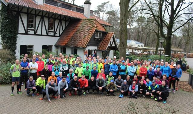 Zaterdag 9 maart werd door de Turbo's van Loopgroep Veenendaal (LGV) voor de 13e keer de Galgenbergmarathon georganiseerd.