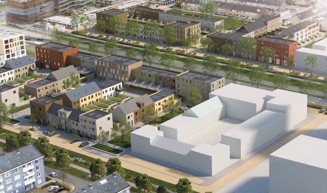 Wonen in Verdi is mogelijk vanaf tweede helft 2020.