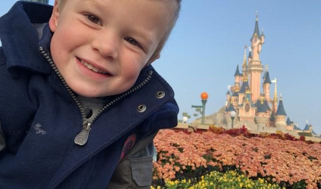 Luca Weeterings uit Sprang-Capelle is de Jarige van de Week. Op 17 maart viert hij zijn zesde verjaardag.