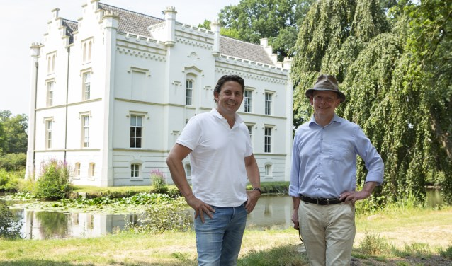 Lodewijk Hoekstra en Nico Wisseling