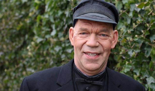 Jan Gerdes is de nieuwe Tone in de komende voorstellingen van de Haaksbergse revue.