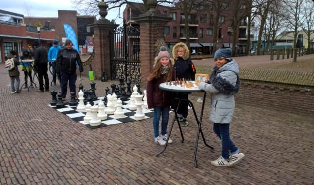 Ga jij een potje schaak aan?