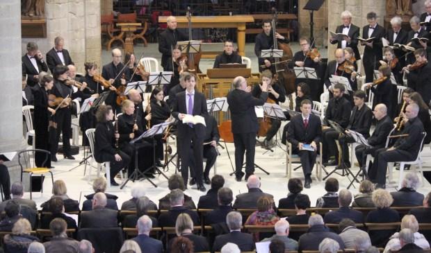 Het monumentale werk van Bach wordt voor de twintigste maal uitgevoerd in de Hulster Sint Willibrordusbasiliek.