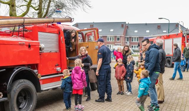 Brandweer Open Dag Bilthoven en Wedstrijd