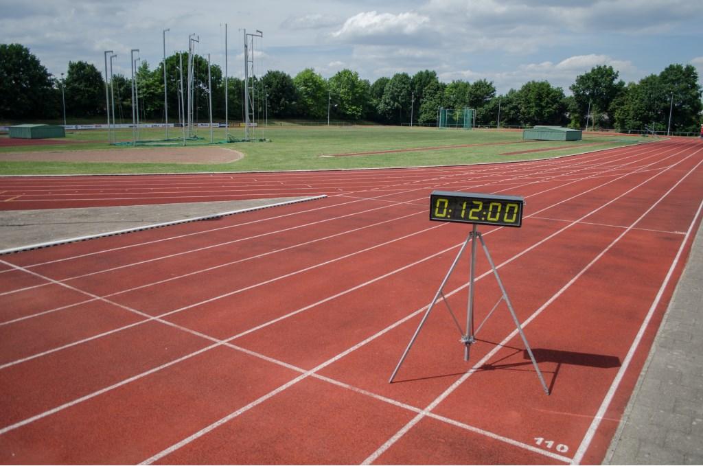 Atletiekbaan van Zevenaar.