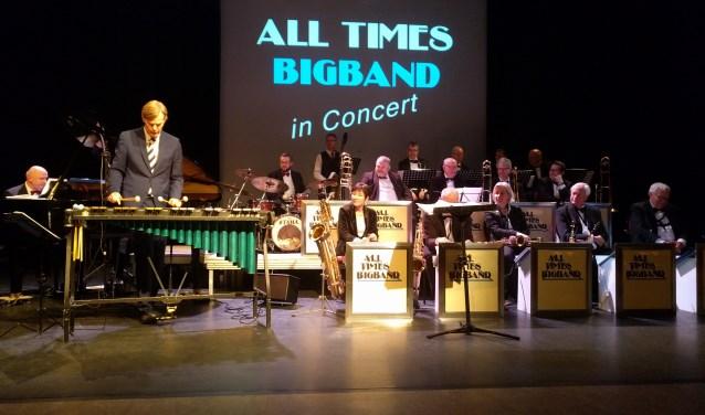 All Times Bigbnd in concert met vibrafonist René ten Cate
