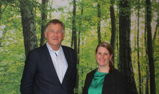 Marieke Blom is kandidaat voor de Provinciale Staten en hoopt in de voetsporen van vader Jack te treden