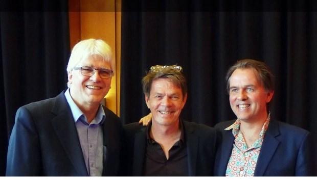 Trio Berend van den Berg. (foto: pr)