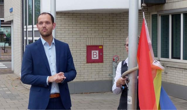 PvdA blij met Regenbooggelden. Archieffoto: Roel van Deursen