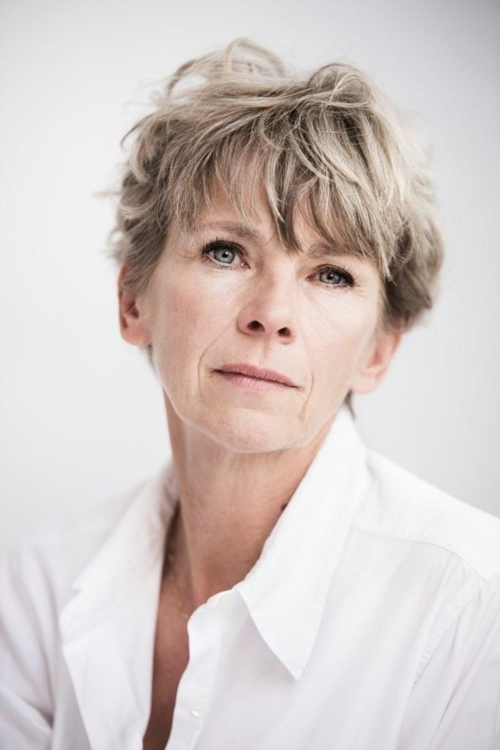Francine Oomen.  Foto: Frank Ruiter © Persgroep