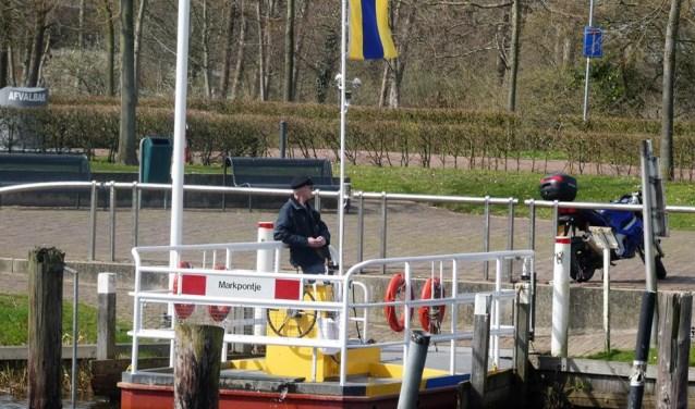 De schipper wacht op u