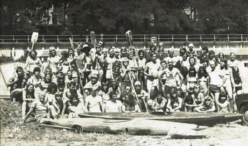 Zomerkamp Breil 1974