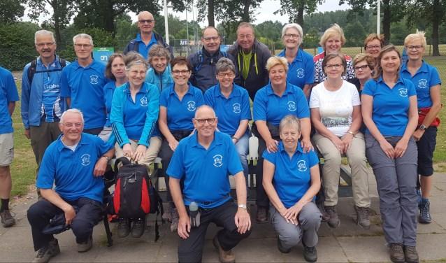 Ton Kortenhorst is voorzitter van Ambulare waar met de hulp van veel vrijwilligers diverse wandelevenementen op touw worden gezet.