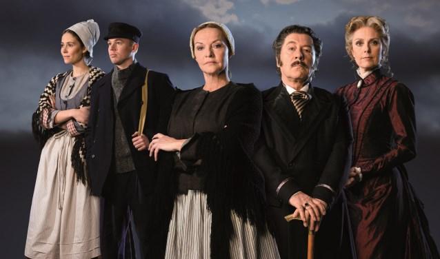 Het indrukwekkende van Kniertje en andere vissersweduwen wordt verteld in de musical 'Op hoop van zegen'.