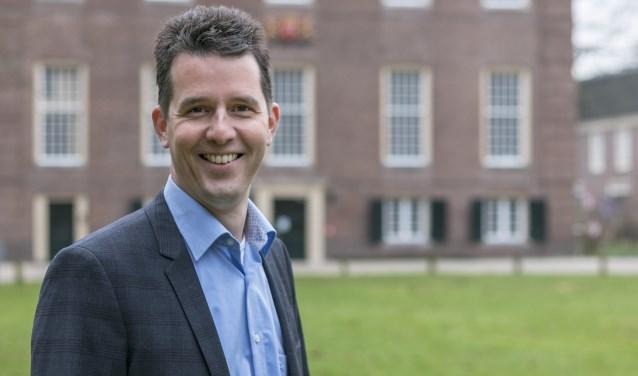 Maarten van Dijk is benoemd als wethouder van de gemeente Stichtse Vecht. Foto: Samantha van Meurs