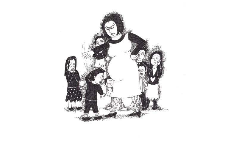 De Lithse tekenaar Iris Bongers tekende de platen voor het Brabants Boekenweekboek van dit jaar.