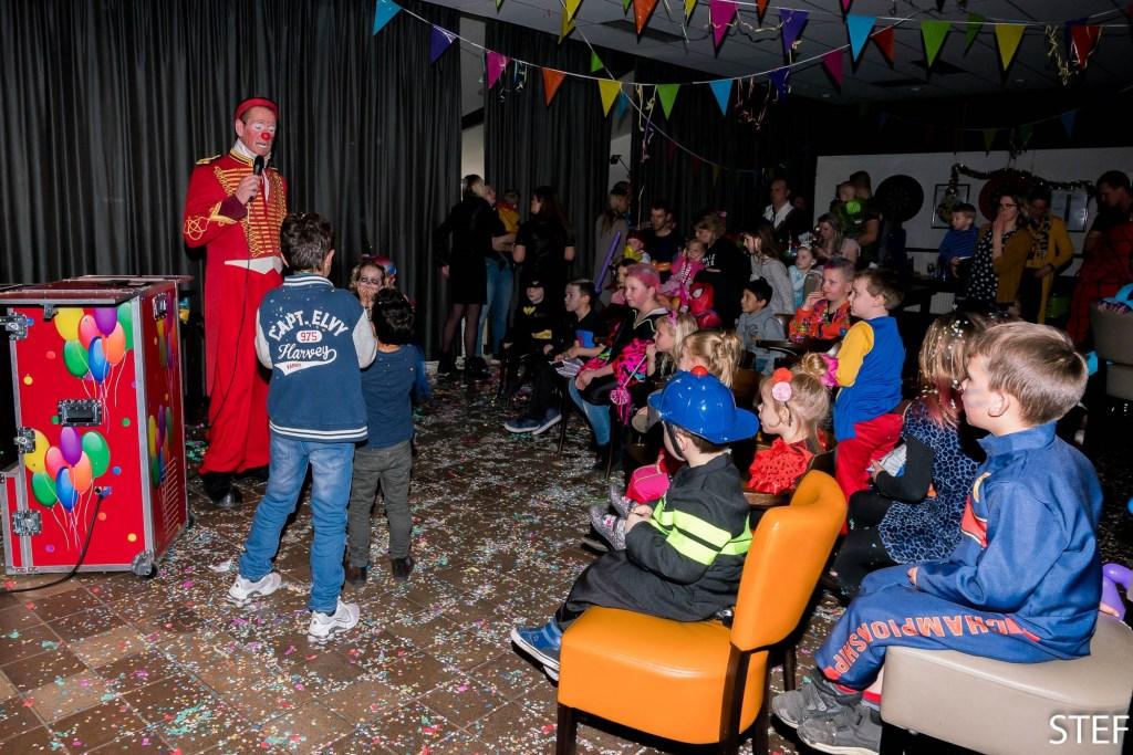 Jeugdcarnaval bij GVV. Foto: STEF © Persgroep