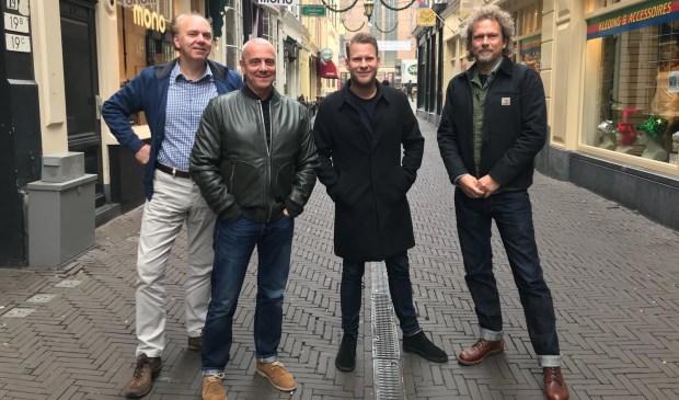 Winkeliers en raadsleden van Hart voor Den Haag/Groep de Mos zijn blij met het besluit van het stadsbestuur om de Schoolstraat een oppepper te geven.