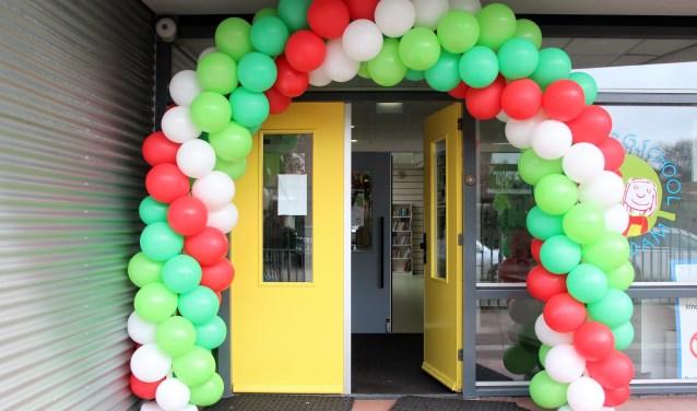 Opening Heijbergschool