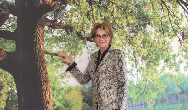 """Rotary-voorzitter Annet van der Wouden: """"We gaan wensen in vervulling brengen."""""""