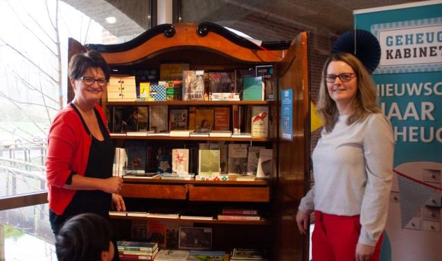 De Bibliotheek Vianen is een kabinet rijker. Foto: Jacques Stam
