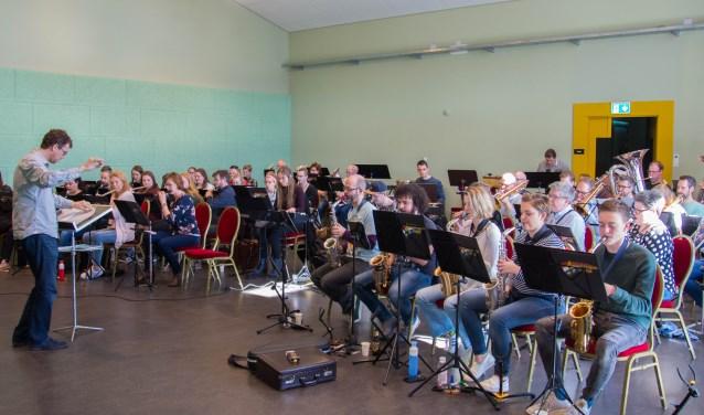 Het Vierdaagse Orkest 2019 is het nieuwe seizoen van start gegaan met meer muzikanten dan ooit.