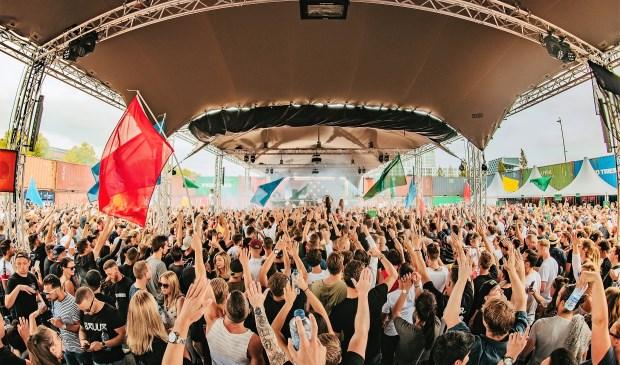 Rotterdam Ravefestival. Foto: Jordy Brada