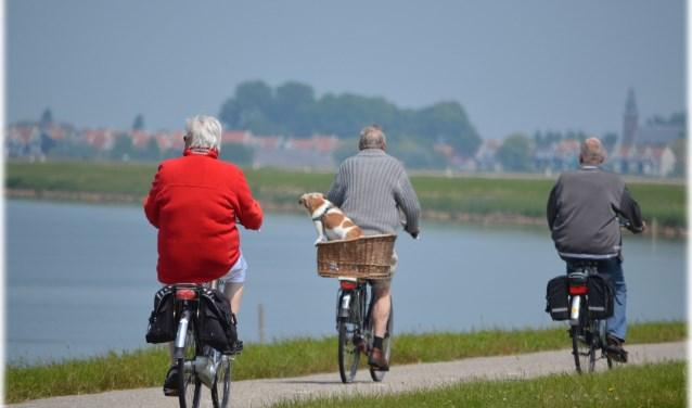 Bewegen en sociale contacten zijn erg belangrijk bij gezond en vitaal ouder worden.