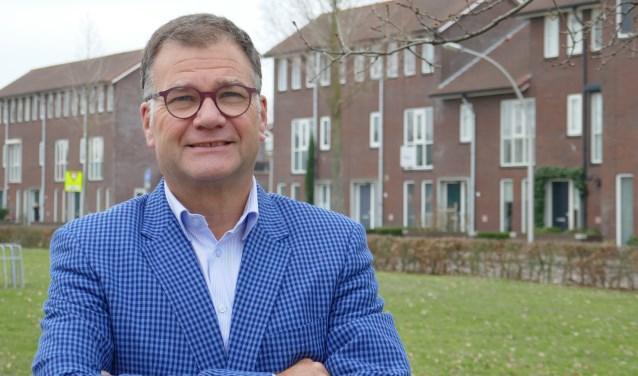 Deze week wordt Hans Neijman van de fractie D66 voorgesteld.
