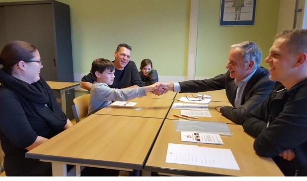 Jamie Klaassen uit Heijen heeft zich ingeschreven voor de brugklas havo/vwo van Elzendaalcollege Gennep.