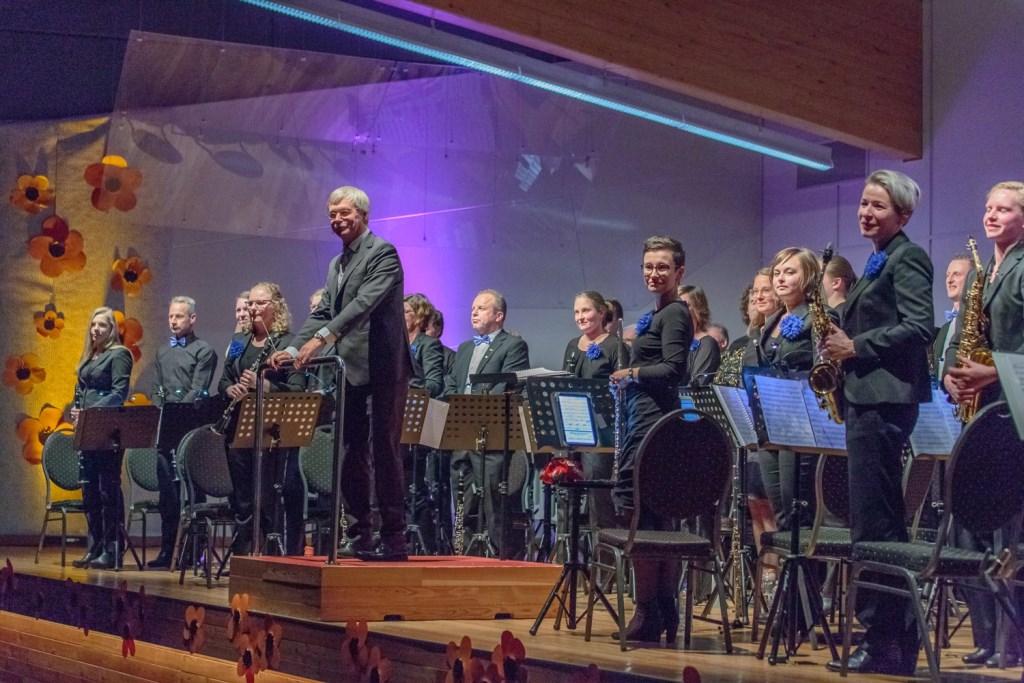 Ons Genoegen viert start lente met voorjaarsconcert Foto: Gerard-Jan Gerritsen © Persgroep