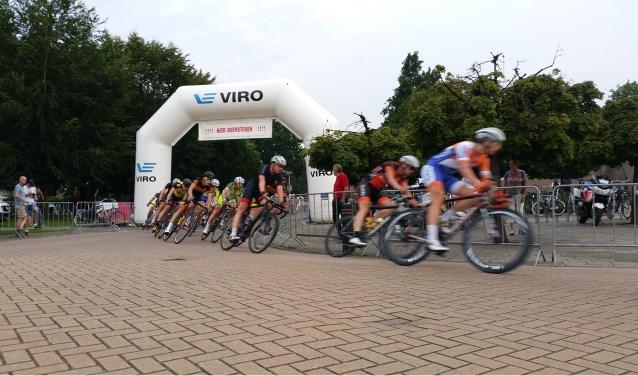 De VIRO Criterium Cup Twente heeft er twee wedstrijden bij.