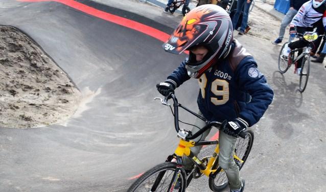 Op deze leuke dag kan de Roosendaalse jeugd een middag lang diverse fietsactiviteiten doen. Foto: Frank Roks.