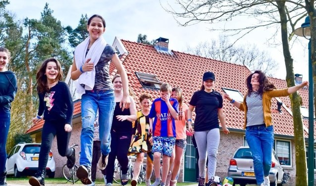Humanitas Twente verzorgt onder andere vakantieweekenden voor jongeren die niet met hun eigen familie op vakantie kunnen.