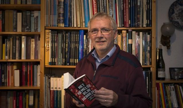 Historicus Jan van Oudheusden is op 16 april te gast in Winterdijk30b voor een lezing over China. Foto: Wieke Hoeke