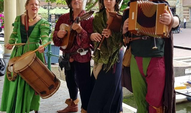 Historisch muziekensemble Goet ende Fyn.