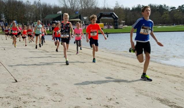 De laatste Lageveldloop van AVT ging zaterdag over een prachtig parcours, vindt Marjolein van Sermondt.