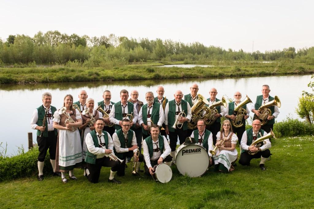 De Lingemuzikanten Foto: Gerrit van Beest © Persgroep